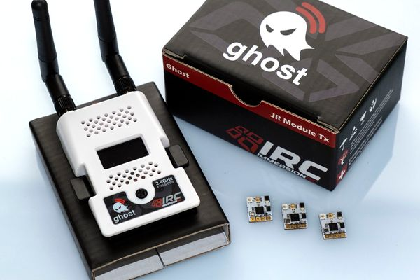 NUOVO SISTEMA IMMERSIONRC GHOST RC